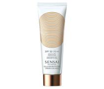 Silky Bronze Cellular Protective Cream For Face - SPF 50, 50 ml