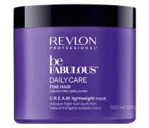 Be Fabulous Daily Care Fine Hair C R E A M Lightweight Mask - 500 ml