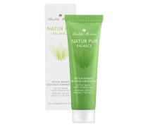 Natur Pur Balance Detox-Maske Süssgras-Grüner Tee - 30 ml