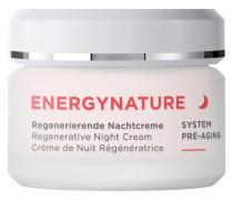 ENERGYNATURE SYSTEM PRE-AGING Regenerierende Nachtcreme - 50 ml