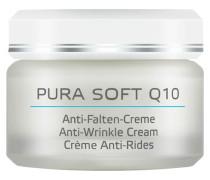 PURA SOFT Q10 Anti-Falten-Creme - 50 ml