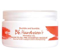 Hairdresser's Invisible Oil Balm-To-Oil Pre-Shampoo Masque - 100 ml