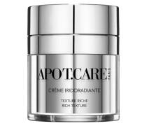 APOT CARE Iridoradiant Cream - Rich für trockene bis normale Haut, 50 ml