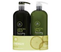 Tea Tree Lemon Sage Energize Save On Big Duo