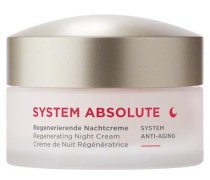 SYSTEM ABSOLUTE SYSTEM ANTI-AGING Regenerierende Nachtcreme - 50 ml