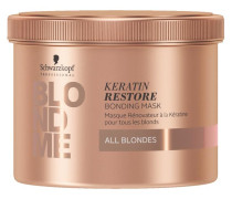 BlondMe Keratin Restore Bonding Mask - 500 ml