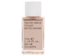 Velvet Orris / Violet / White Pepper Eau de Toilette - 50 ml