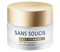 DAILY VITAMINS ANTI AGE PERFORMANCE Luxuriöse 24h Pflege - 50 ml