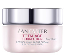 Total Age Correction Amplified Retinol-In-Oil Night Cream & Glow Amplifier - 50 ml