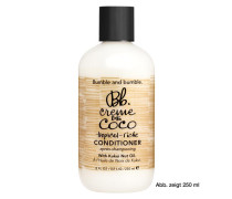 Creme De Coco Tropical-Riche Conditioner - 1 Liter