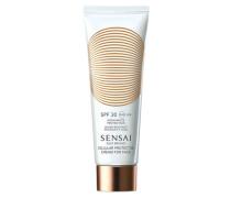 Silky Bronze Cellular Protective Cream For Face - SPF 30, 50 ml