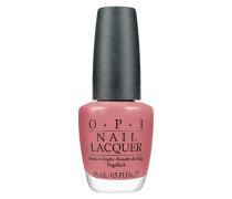 Classics Nagellack - Not So Bora-Bora-ing Pink (18), 15 ml
