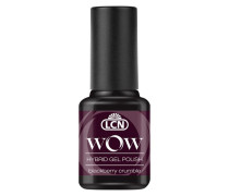 WOW Hybrid Gel Polish - Blackberry Crumble (19), 8 ml