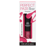 Perfect Pair - 141 Sweet Blackberry Shimmer Weiches Rosa mit Pearl Touch