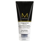 Mitch Double Hitter 2 in 1 Shampoo und Conditioner - 75 ml