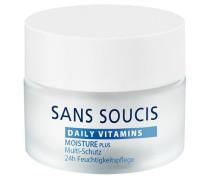DAILY VITAMINS MOISTURE PLUS Multi-Schutz 24h Feuchtigkeitspflege - 50 ml