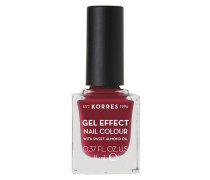 Sweet Almond Gel Effect Nail Colour - 74 Berry Addict, 11 ml