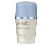 AHAVA Deadsea Water Roll-On Mineral Deodorant - 50 ml