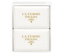 La Femme Perfumed Soap - Packung mit 2 x 100 g