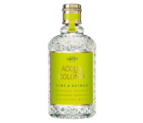 Lime & Nutmeg Eau de Cologne Splash & Spray - 170 ml
