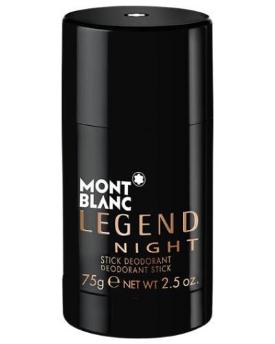 Legend Night Deo Stick - 75 g