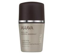 AHAVA Deadsea Water Roll-On Mineral Deodorant Men - 50 ml