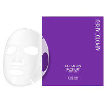 APOT CARE Collagen Face Lift Mask - Pro Packung 4 Stück