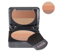 AGE ID Make-up Tri-Color Blush - 01 Bronze, 11 g