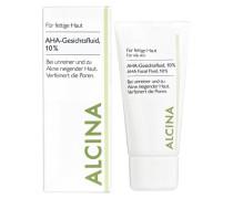 AHA-Gesichtsfluid 10% - 50 ml