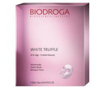 WHITE TRUFFLE Anti-Age Vliesmaske - Pro Packung 5 Stück