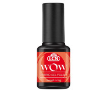 WOW Hybrid Gel Polish - Sweet Coral (9), 8 ml