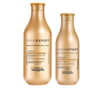Serie Expert Absolut Repair Lipidium Set (Shampoo 300 ml + Conditioner 200 ml)
