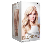 BlondMe Keratin Restore Bonding All Blondes Duo-Pack