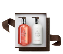 MOLTON BROWN Heavenly Gingerlily Hand Wash & Lotion Set