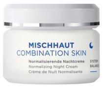 MISCHHAUT SYSTEM BALANCE Normalisierende Nachtcreme - 50 ml
