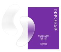 APOT CARE Collagen Eye Lift Mask - Pro Packung 4 Stück