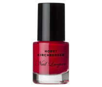 Nail Lacquer - 04 Carmine Red, 8 ml