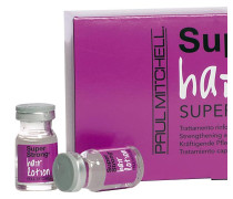 Strength Super Strong Hair Lotion - Packung mit 12 x 6 ml