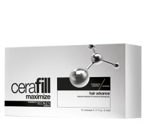 cerafill maximize Hair Advance - Packung mit 10 x 6 ml