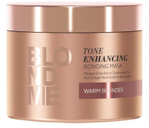 BlondMe Tone Enhancing Bonding Mask Warm Blondes - 200 ml