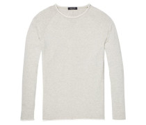 Baumwoll-Kaschmir-Pullover