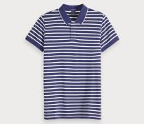 Poloshirt mit Allover-Print