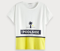 Poolside Artwork-T-Shirt