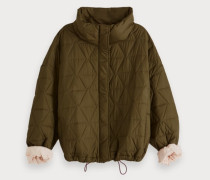 Lockere Steppjacke