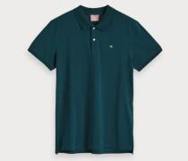 Klassisches Piqué-Poloshirt