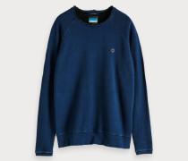 Unversäubertes Sweatshirt