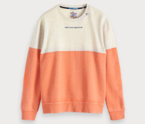 Colorblock-Sweatshirt