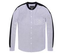 Gerautes Bomber-Shirt