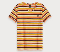 Colourful Striped T-Shirt
