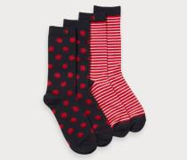 Klassische Socken im 2er-Pack